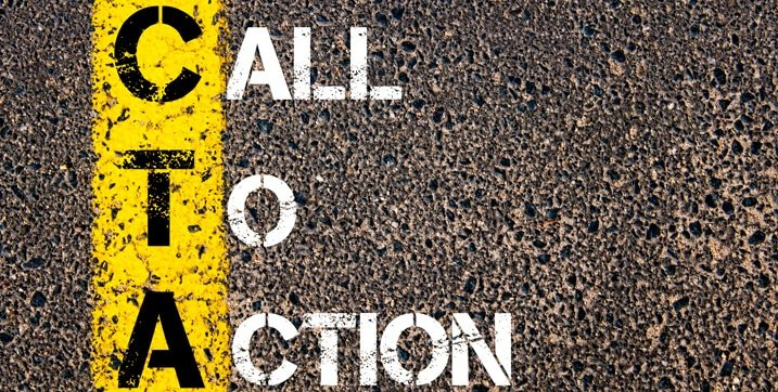 A Call to Action for Your Website