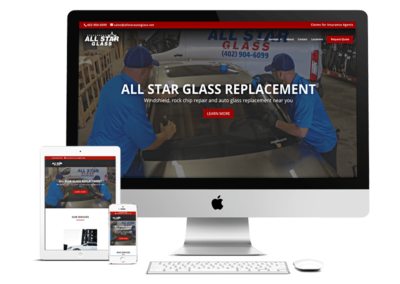All Star Glass