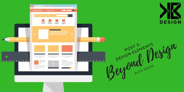 Beyond Design 3: Design Elements