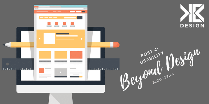 Beyond Design 4: Don?t Forget Usability