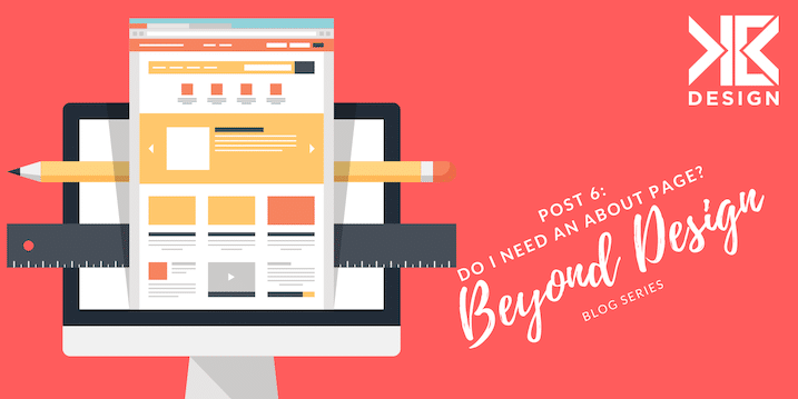 Beyond Design 6: Do I Need an About Page?