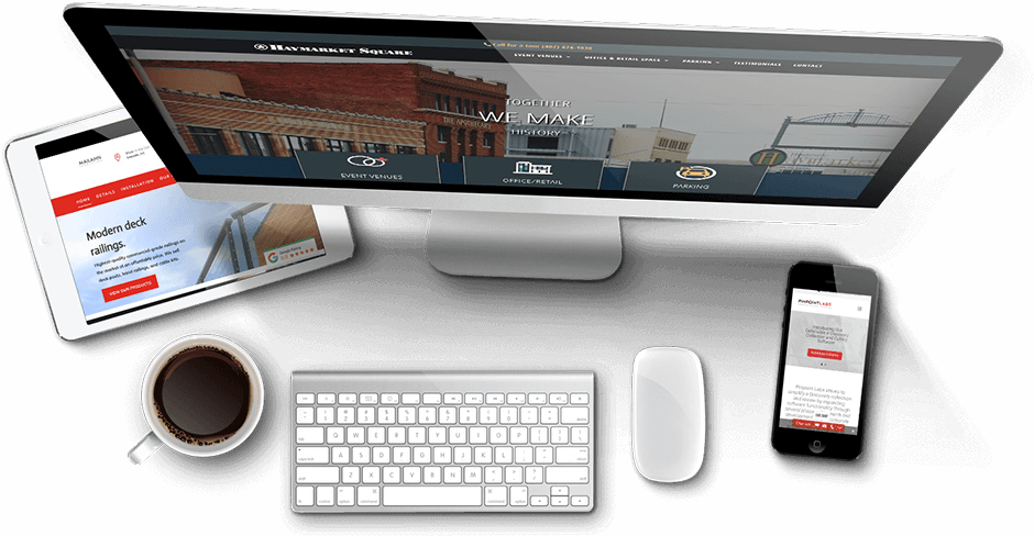 Website Design, Lincoln, NE