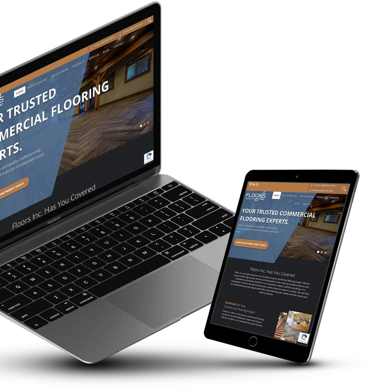 Custom, professional web design - Lincoln, Nebraska